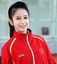 Châu Tuyết Vân là gương mặt nổi bật ở giải quyền năm nay.